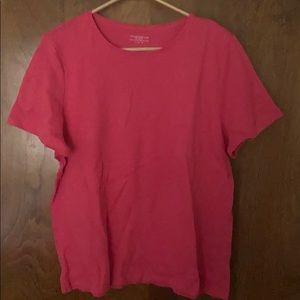Pink Charter Club Shirt